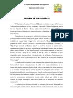 Historia de Chicontepec