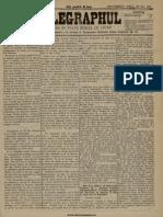 'Telegraphulŭ de Bucuresci'. Seria 1, 03, nr. 0527, 1 decembrie 1873