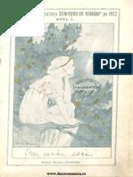 Almanahul 'Societăţii Scriitorilor Români', 1, 1912