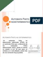Automata Finito Nodeterministico
