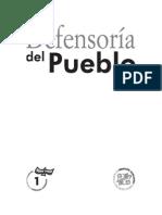 CDHDF, Defensoría del pueblo