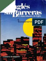 Ingles Sin Barreras Cuaderno 01