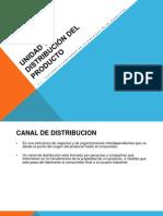 6.1.- Factores a considerar en la distribución de productos
