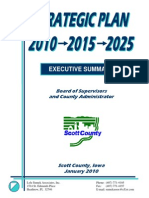 2010 - 2025 Scott County Iowa's Strategic Plan