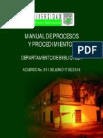 Manual Biblioteca