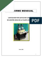 Informe Lixiviacion Con So2