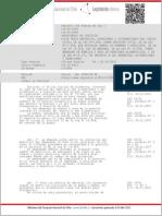 Decreto Con Fuerza de Ley 1-30-MAY-2000 Abandono de Familia Pago Pensiones