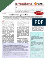 Boletim Especial - Febre Maculosa Brasileira