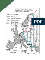 Europa Si Aliantele Politico Militare in Perioada 1945-1989