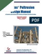 Manual de Diseño Perfiles FRP