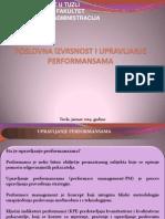 Poslovna Izvrsnost i Upravljanje Performansama 1