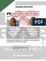 Procesador de Textos (1)
