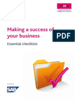 Making a Success of Your Business v3 Jul 09