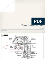 case presentation oralcavity