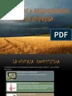 Economias y Deseconomias de La Empresa