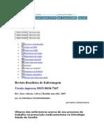 Enfermeiras e prescrição de medicamentos no PSF