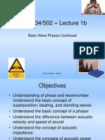 CAE 334/502 Lecture 1b