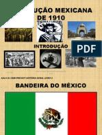 Revolucao Mexicana de 1910