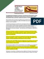 Comunicado de Prensa-PF-PIDESC Entra en Vigor