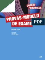 provas -modelo 12º 2014