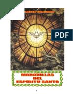 MARAVILLAS DEL ESPÍRITU SANTO