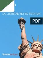 La libertad no es estatua