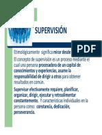 Guía 1 Supervisión