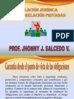 Presentacion Regulacion Juridica Privada