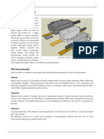 Encoder Lineal-Regla Optica