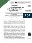 Strategic Challenges Javalgi