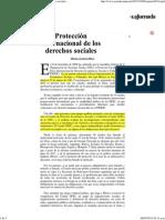 La Jornada, Protección internacional de los derechos sociales, 2012-10-06, Concha Malo, Miguel