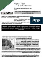 PRIMERA CLASE BIOGRAFÍA DE SIGMUND FREUD