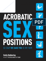Acrobatic Sex Positions - Emily Dubberley