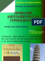 2.2 Consolidación y Asentamiento