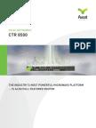 CTR 8500 Platform Brochure