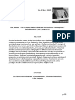 Jennifer Stob - The Paradigms of Nicolas Bourriaud