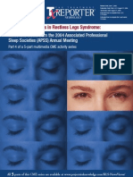 Expert Perspectives in Restless Legs Syndrome