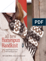 All New Homepun Knits
