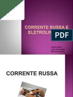 Trabalho de Eletro_Corrente Russa_Eletrolifiting