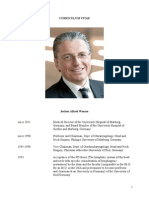 Curriculum Vitae Werner Engl
