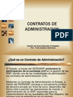 Contratos de Administracion