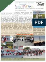 """Gaceta Cultural """"Voces Del Sur"""" No. 2 Febrero 2014"""