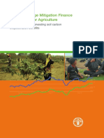 Climate Change Mitigation Finance for Smallholder Agriculture _ a Guide Book to Harvesting Soil Carbon Sequestration Benefits