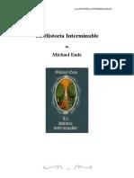 La Historia Interminable Michael Ende