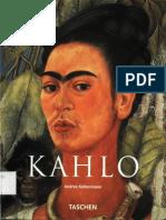 Kettenmann, Andrea - Frida Kahlo