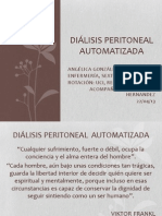 DIÁLISIS PERITONEAL AUTOMATIZADA.pptx
