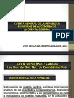 Cuenta General República