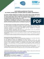 IFREMER - Nouvel Indice de Niveau Trophique Humain
