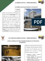 Información Visita Industrial Modelo Zacatecas SEIMIQ