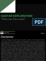 Gastar Utica Update (1)